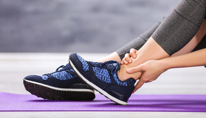 足首を細くする効果的なトレーニング