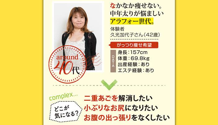 フェイバリックスグループは「太りやすい体質の人」にオススメの痩身エステ