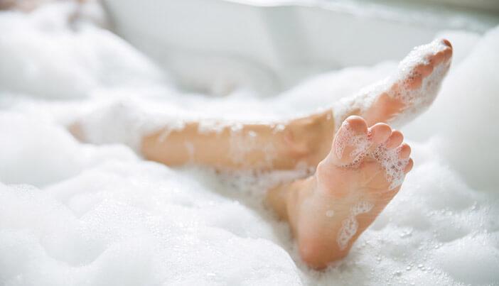 フェイシャルエステ後の洗顔・お風呂は特に問題ない!