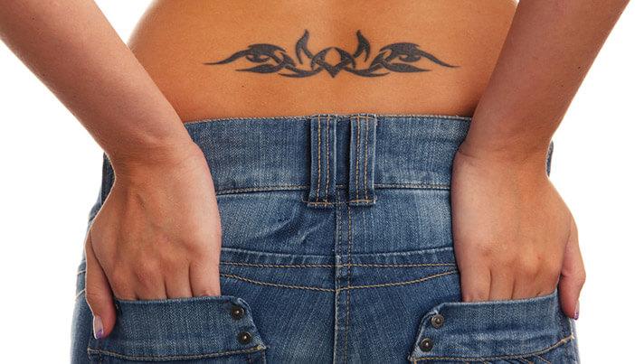 タトゥーが入っていても痩身エステに行ける?大きさによっては断られる?2